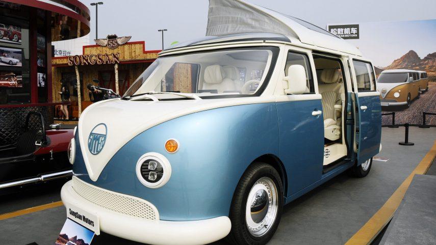 SongSan Summer, otra copia de la Volkswagen T1
