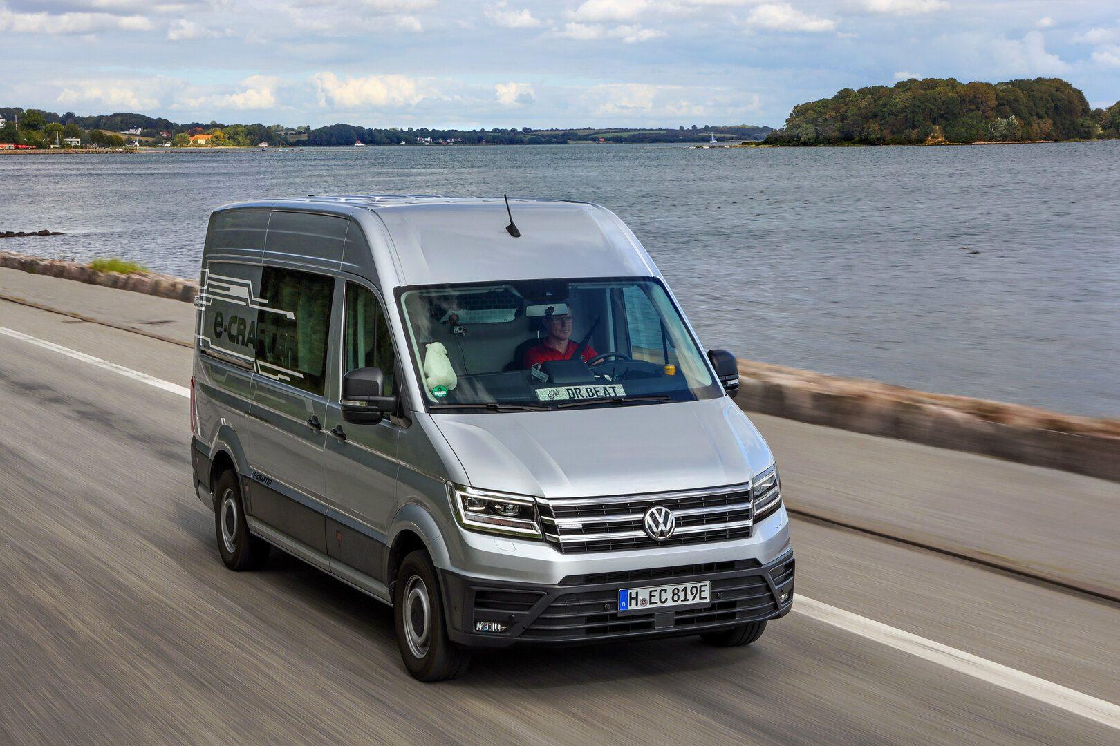 Viaje Volkswagen e Crafter Hannover Nordkapp 22