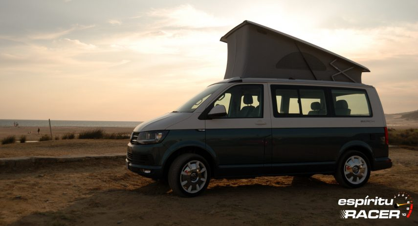 Volkswagen California Beach T6