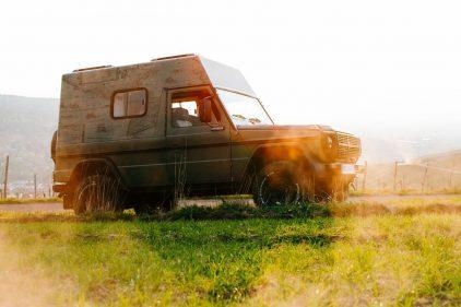 Lorinser Puch G Wagen Camper 01