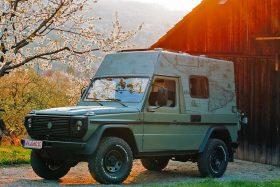 Lorinser Puch G Wagen Camper 02