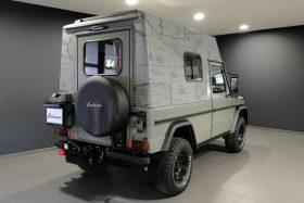 Lorinser Puch G Wagen Camper 05
