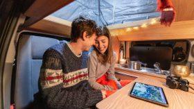 Nissan e NV200 Winter Camper Concept 2021 12