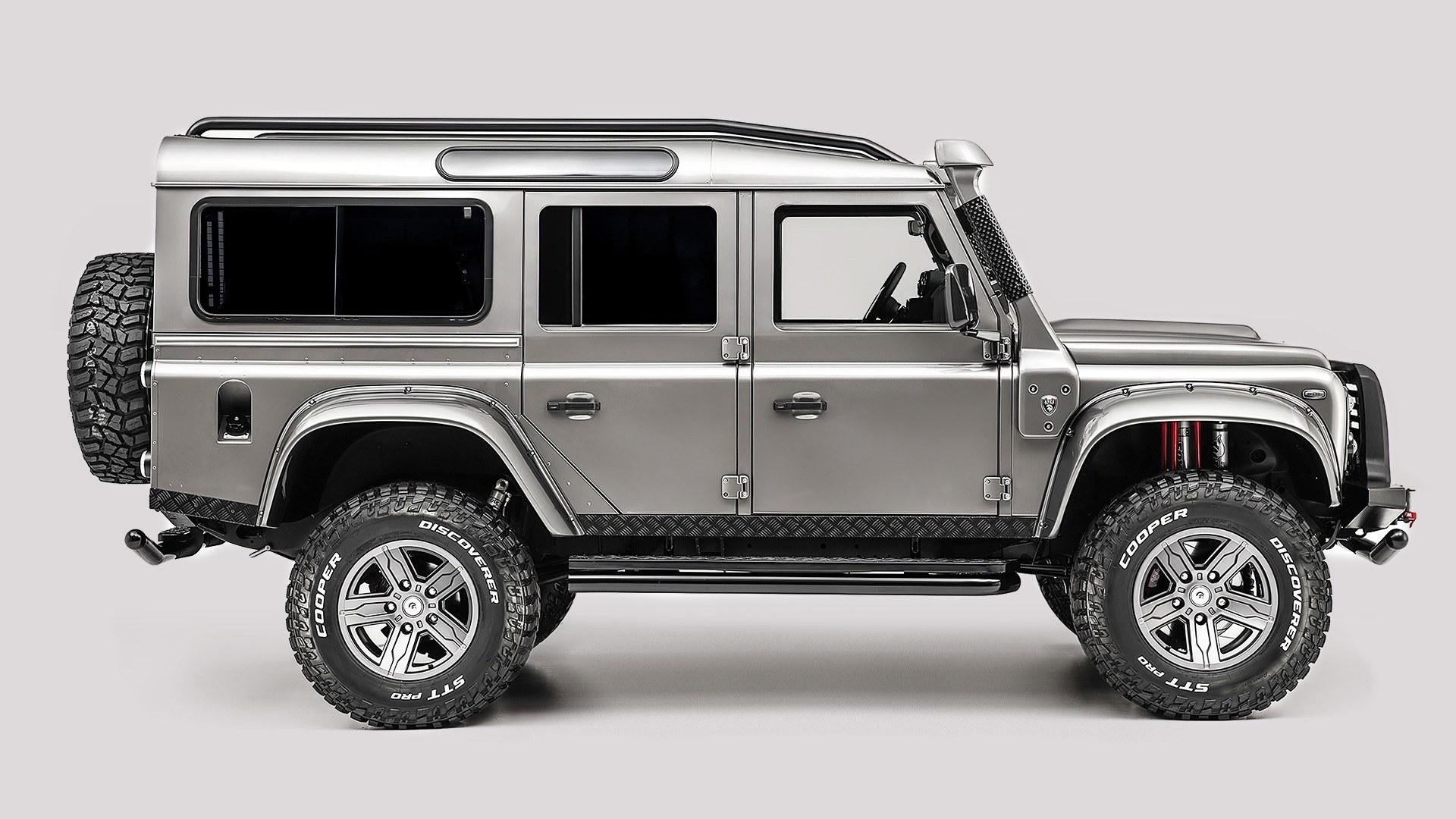Ares Design Land Rover Defender 04