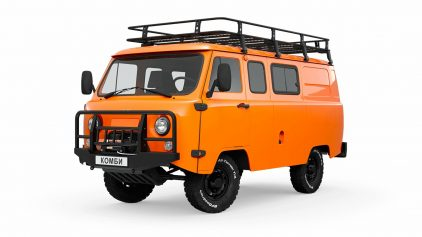 UAZ SGR Expedition 1