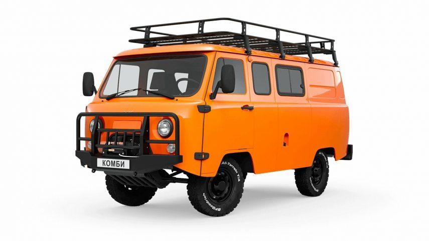 UAZ SGR Expedition, un clásico ruso con olor a nuevo