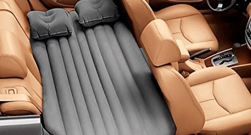 Cama hinchable para coche AutoXS Aldi 1