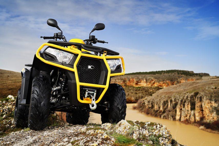 KYMCO lanza en España el nuevo MXU 300