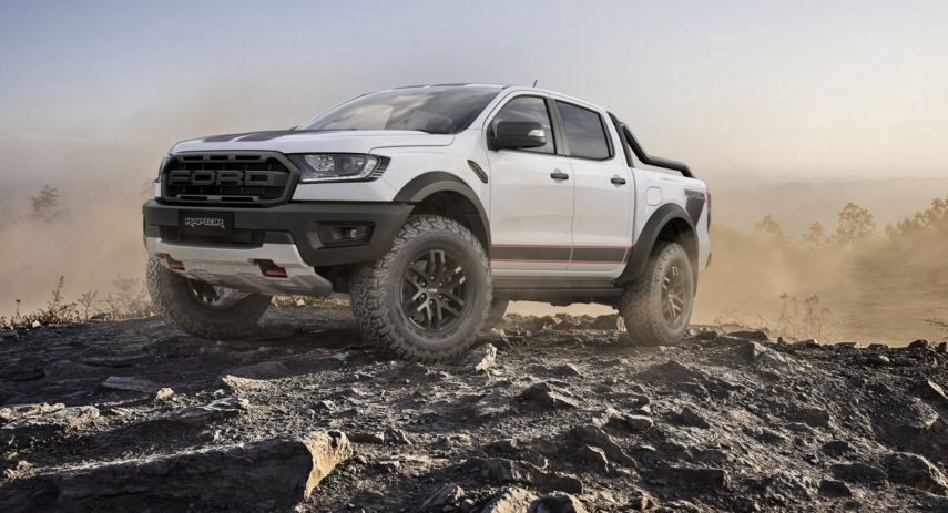 Ford Ranger Raptor X 2021 AU NZ 02