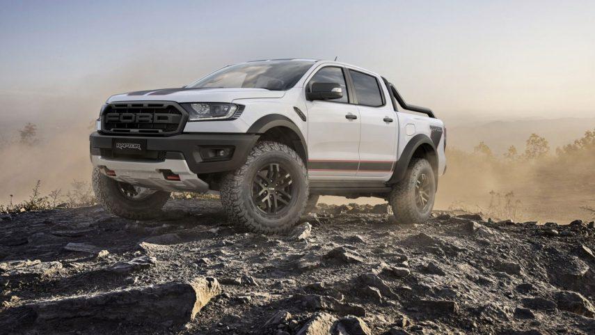 Ford Ranger Raptor X, la camioneta mediana más molona que puedas comprar…