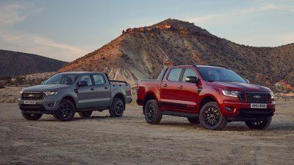Ford Ranger Stormtrak y Wolftrak 2021