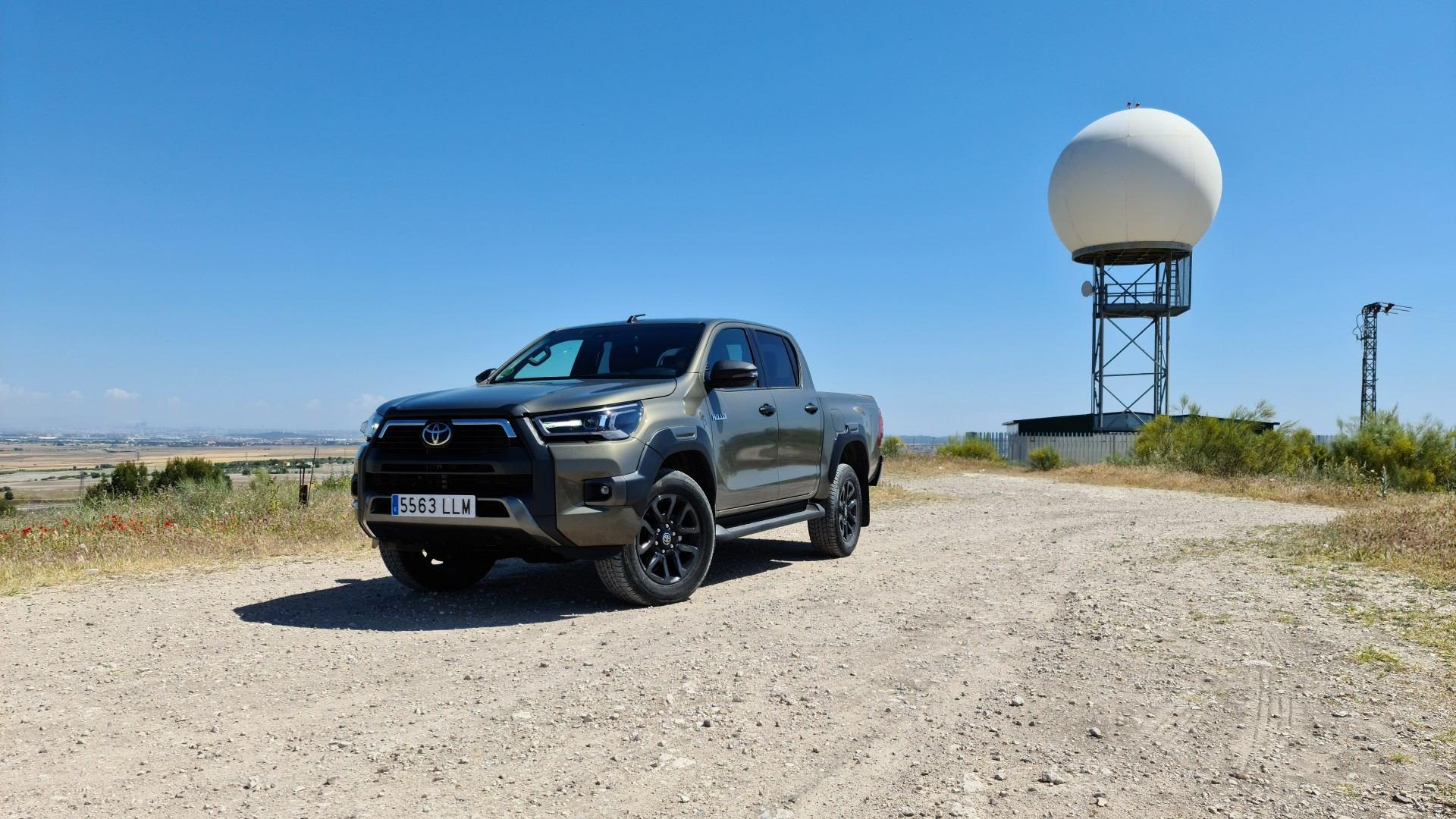 Prueba: Toyota Hilux Invincible 2.8D